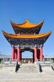 Supporto conico del cinese tradizionale fotografia stock libera da diritti
