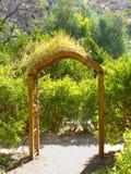 Supporto conico del deserto Fotografia Stock