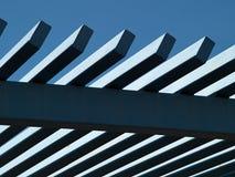 Supporto conico moderno del pergola Fotografie Stock Libere da Diritti