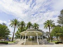 Supporto conico nel parco della città del tempio Fotografia Stock Libera da Diritti