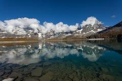 Supporto del Cervino (Monte Cervino) immagine stock