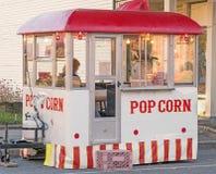 Supporto del popcorn Immagini Stock