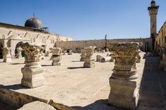 Supporto del tempiale, Gerusalemme Immagine Stock Libera da Diritti
