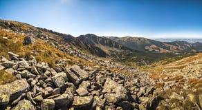 Supporto Derese, Tatras basso, Slovacchia Fotografia Stock