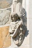 Supporto di arco decorativo del riparo dal 1930 Fotografie Stock