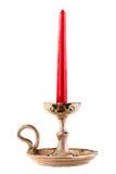 Supporto di candela ceramico Fotografia Stock Libera da Diritti