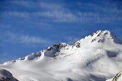 Supporto di Elbrus Immagini Stock Libere da Diritti