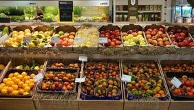 Supporto di frutta fotografia stock