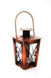 Supporto di lume di candela, lanterna fotografia stock