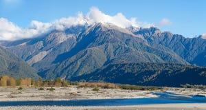 Supporto Ercole Nuova Zelanda Fotografia Stock Libera da Diritti