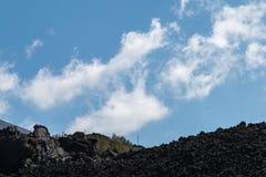 Supporto Etna Fotografie Stock
