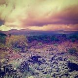 Supporto Etna immagine stock