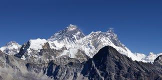 Supporto Everest fotografie stock libere da diritti