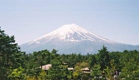 Supporto Fuji immagine stock