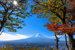 Supporto Fuji Fotografie Stock Libere da Diritti
