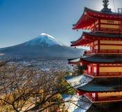 Supporto Fuji, Giappone Immagini Stock