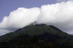 Supporto Iraya Volcano Batanes Philippines Fotografia Stock Libera da Diritti