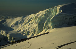 Supporto Kilimanjaro fotografia stock