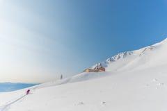supporto Kiso-Komagatake, alpi centrali, Nakano, Giappone Fotografia Stock