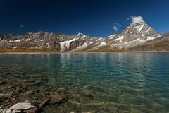 Supporto Matterhorn fotografie stock libere da diritti