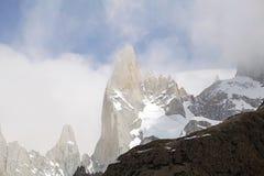 Supporto Poicenot al parco nazionale di Los Glaciares, Argentina Immagine Stock Libera da Diritti