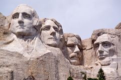 Supporto Rushmore fotografie stock
