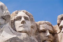 Supporto Rushmore fotografia stock