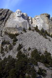 Supporto Rushmore fotografia stock libera da diritti
