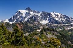 Supporto Shuksan, Washington fotografie stock libere da diritti