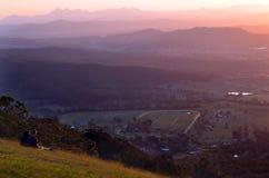 Supporto Tamborine la Gold Coast Queensland Australia Fotografia Stock