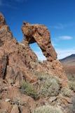 Supporto Teide il vulcano su Tenerife Immagine Stock Libera da Diritti