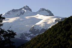 Supporto Tronador, Patagonia Immagini Stock