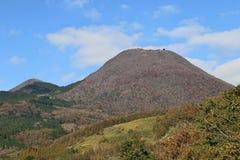 Supporto Tsurumi in autunno Fotografia Stock Libera da Diritti