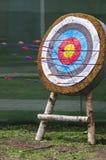 Supporto usato dell'obiettivo Fotografie Stock