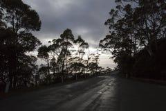Supporto Wellington - Tasmania Fotografie Stock