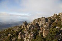 Supporto Wellington - Tasmania Fotografia Stock