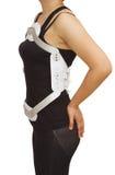 Supports lombaires de jewet, truma arrière ou rupture Photographie stock