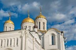1507 1533 suppositions ont établi des ans de cathédrale Vladimir, Image stock