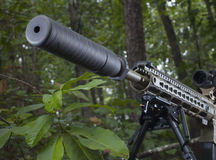 Suppressor Stock Images