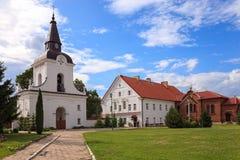 Suprasl Orthodox Monastery Stock Image