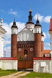 Suprasl Orthodox Monastery Royalty Free Stock Photos