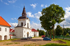 Suprasl Orthodox Monastery Stock Photography