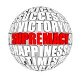 Supremacy Royalty Free Stock Image