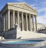 Supreme Court Royalty Free Stock Photography