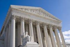 Supreme Court. United States Supreme Court Building, Washington DC Stock Photos