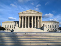 Supreme Court Afternoon Stock Photos