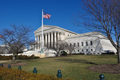Supreme Court Building Stock Photos
