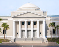 Supreme Court Building. The historic Supreme Court Building in Tallahassee, Florida Royalty Free Stock Photos