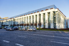 Supreme Court Building  in Warsaw Royalty Free Stock Images