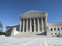 Supreme Court Building Washington DC Stock Image